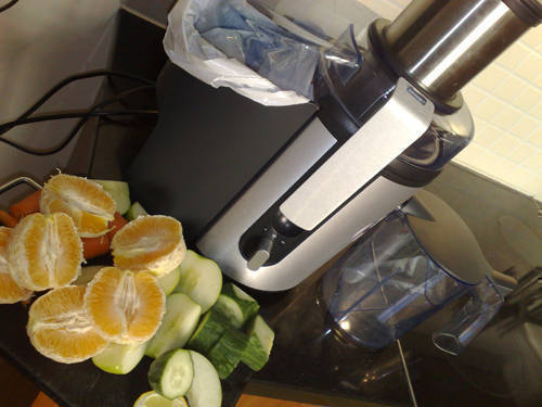 Philips juicer.