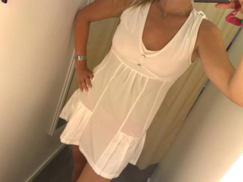 Tennisklänning från Stella McCartney för Adidas.
