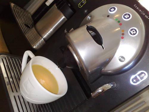 Gott kaffe.