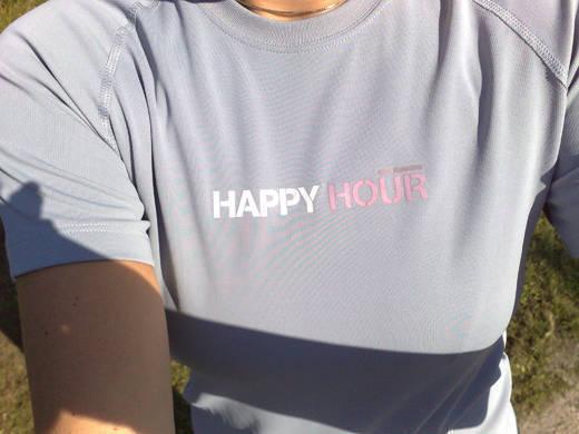 Happy Hour - en topp jag köpt från Nike för flera år sedan.