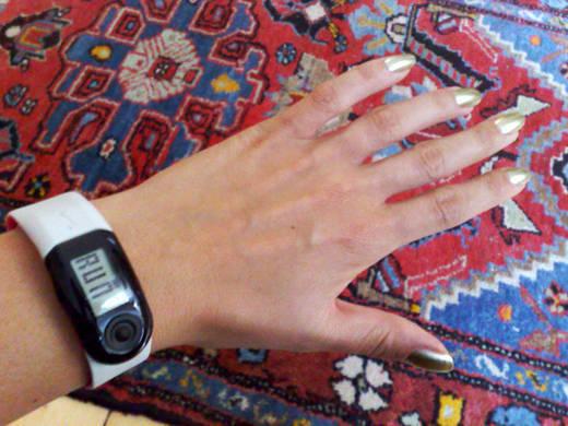 Nikeplus-armband.