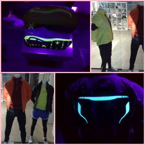 Nikekläder höst och vinter 2009.