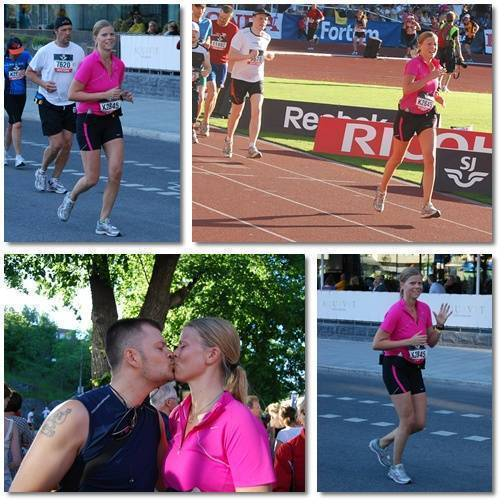 Bilder från årets marathon.