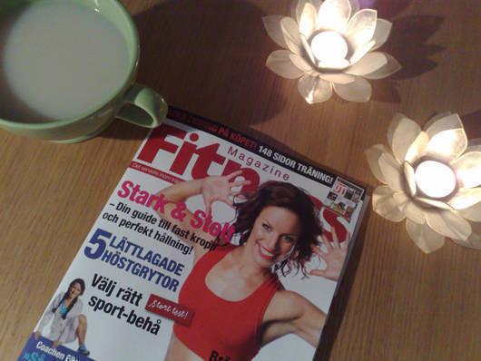 Nya Fitness Magazine.
