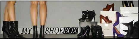 Veckans blogg: My shoebox