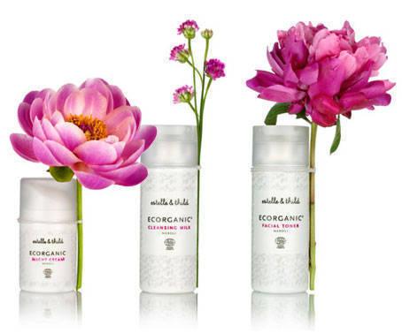 Bild på produkterna från Estelle & Thilds hemsida.