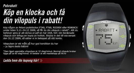 Skärmdump från Polars hemsida.