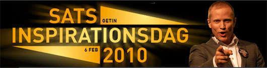 Sats Inspirationsdag 2010 för all personal.