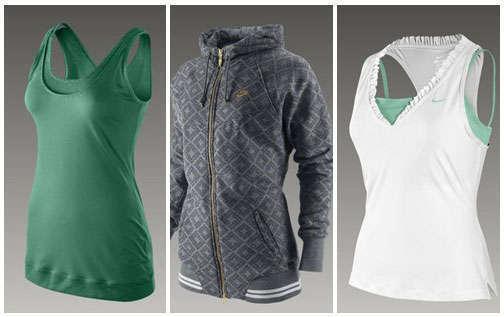 Kläder från Nikestore.com.