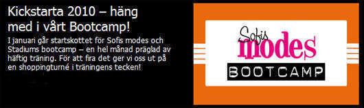 Sofis modes bootcamp.
