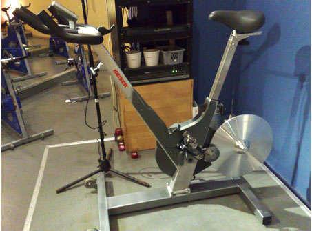 En av två cyklar som vi har testat under senaste året.