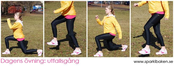 Kör gärna lite styrka i kombination med din löpning.