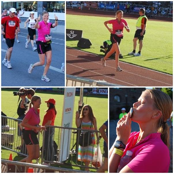 Stockholm marathon 2009.