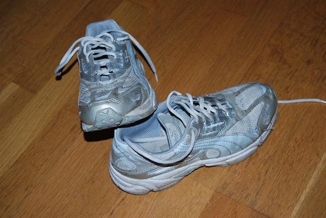 Lindas skor.