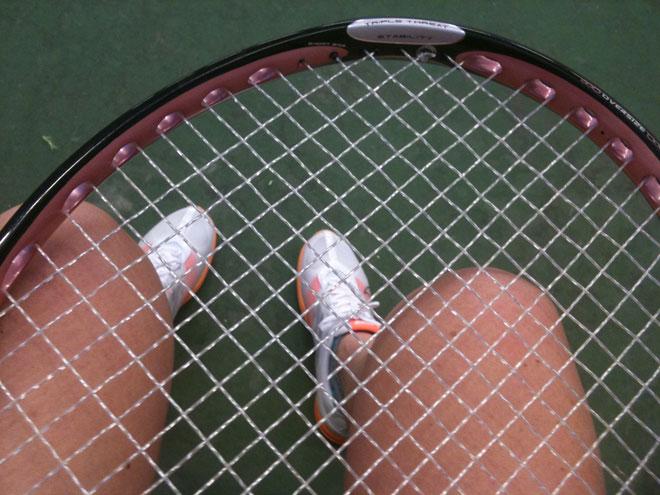 Längtar till nästa tennistimme!