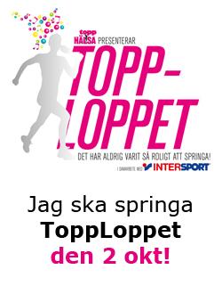 Spring ToppLoppet med team Spark i baken.