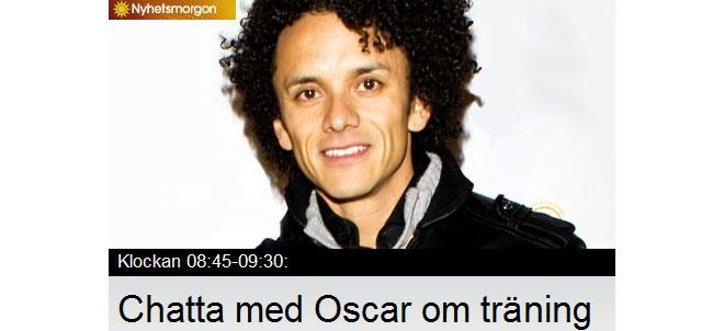 Oscar Jöback.