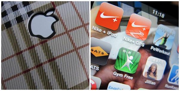 Träningsappar och iPhone.