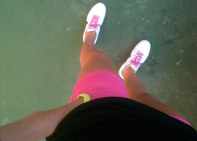 Tennisoutfit.