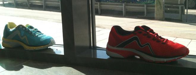 Fler Karhu-skor.