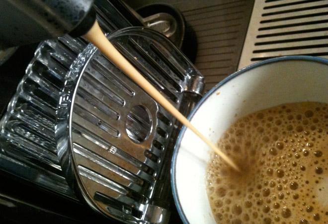Mmmm för kaffe.