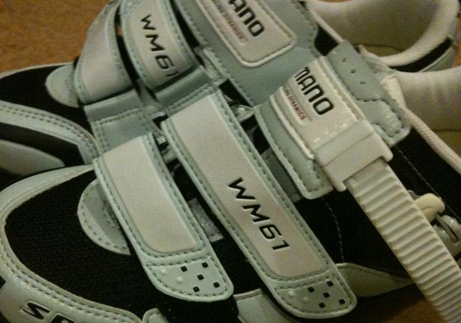 Mina nya skor.