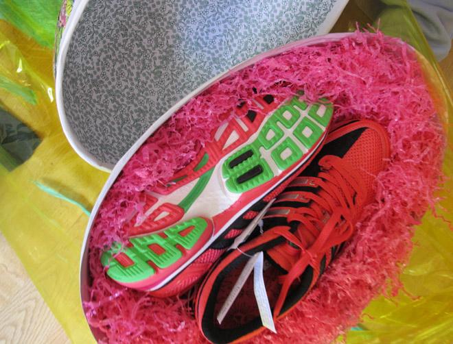 Snygga och färgglada skor!