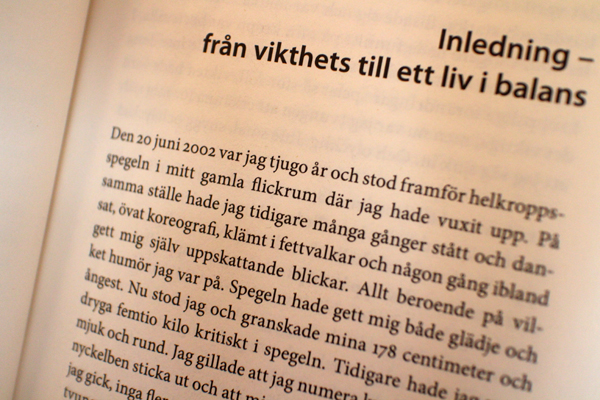 Inledning i boken VIKTIG