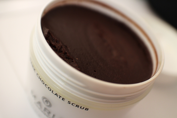 Dark Chocolate Scrub
