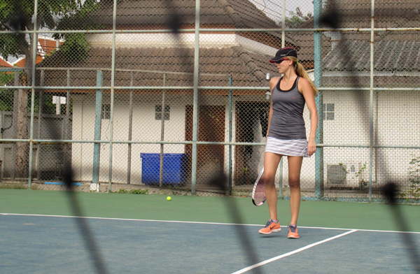 Tennis i Thailand
