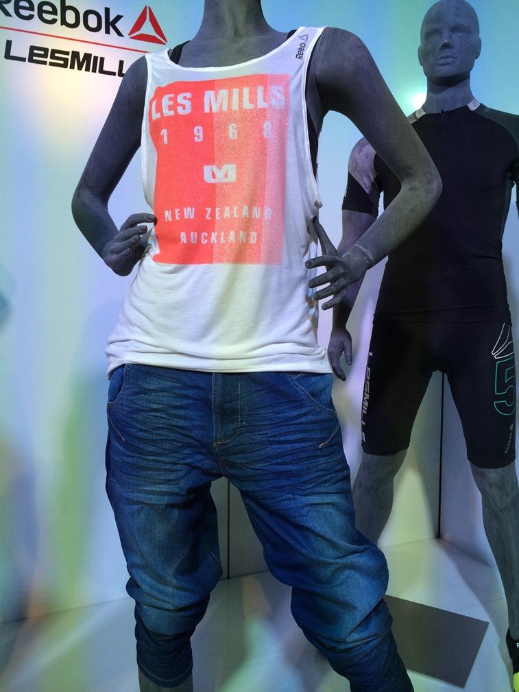 Reebok Les Mills