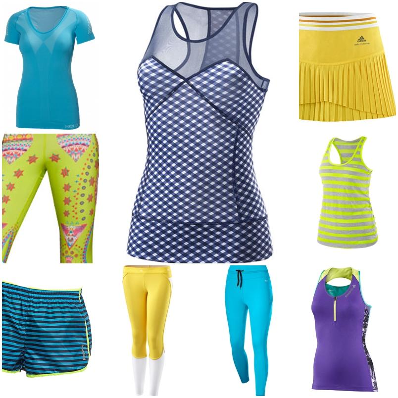 Svenska träningskläder