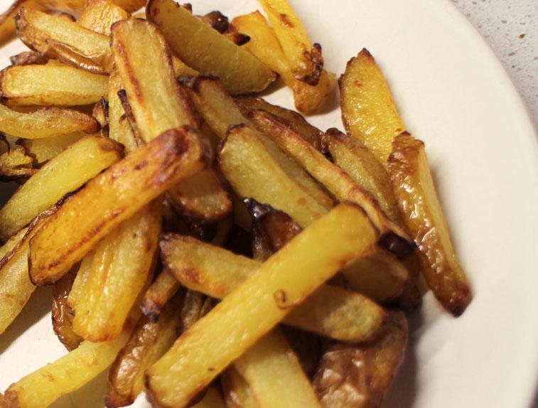 Pommes frites med Actifry