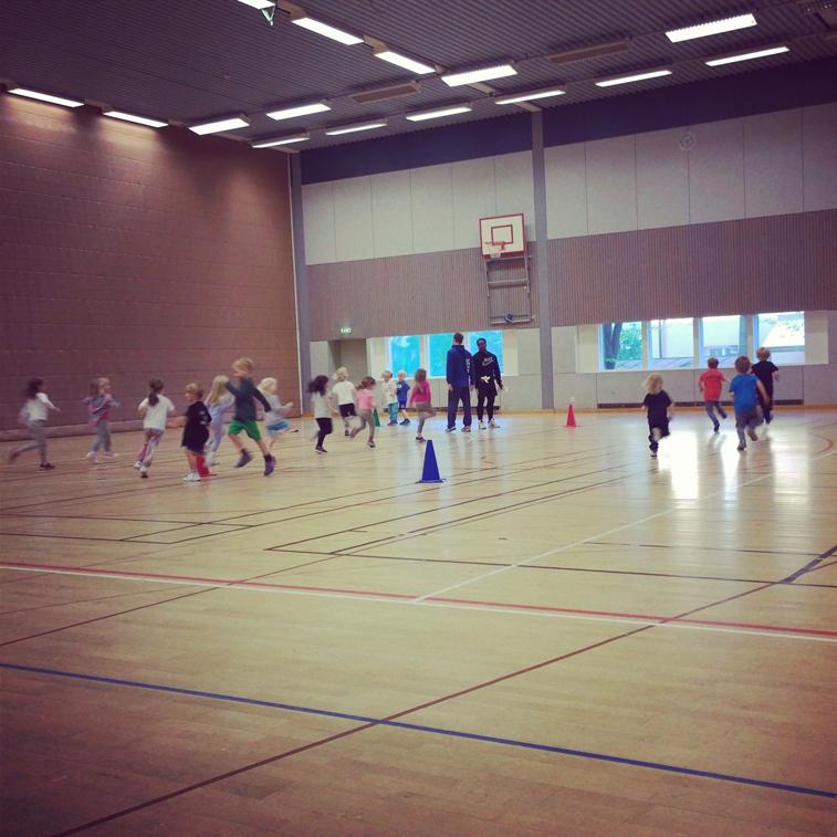Friidrott Multi Sport Camp