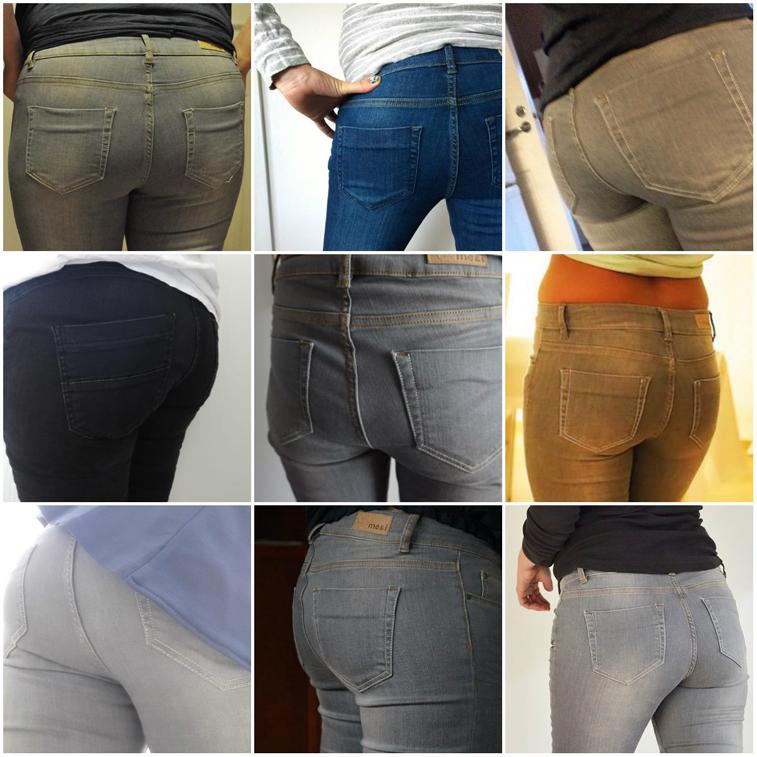 Rumpor me&i snygga jeans