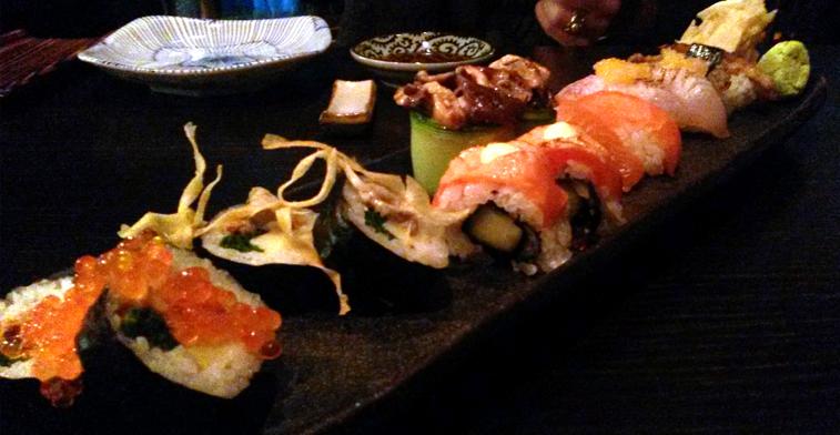 sushi restaurang vRÅ