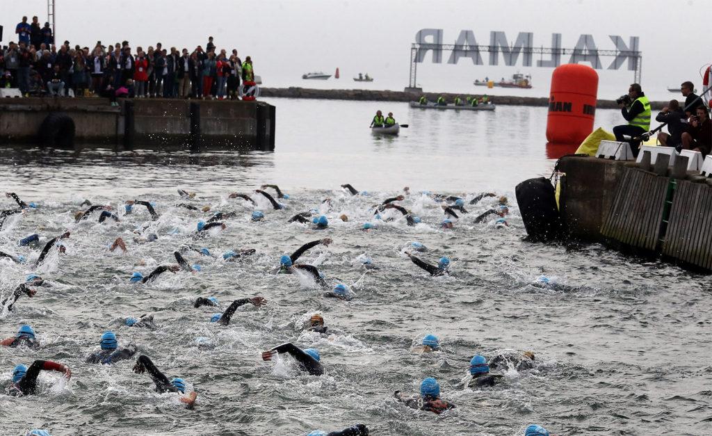Bild från Kalmar IronMan.