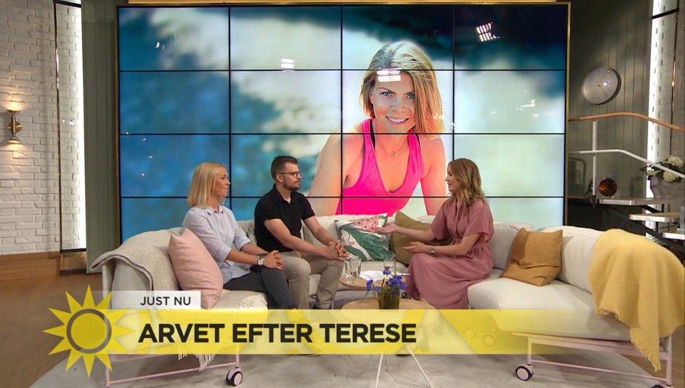e25e007b4012 Insamlingen, Spring för Terese på Cancerfonden, är uppe i nästan en miljon  kronor. Det har varit inslag i TV, dagspress och hashtaggen  #springförterese har ...