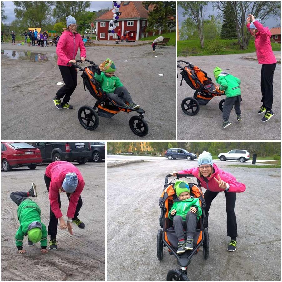 barnvagnsstafett