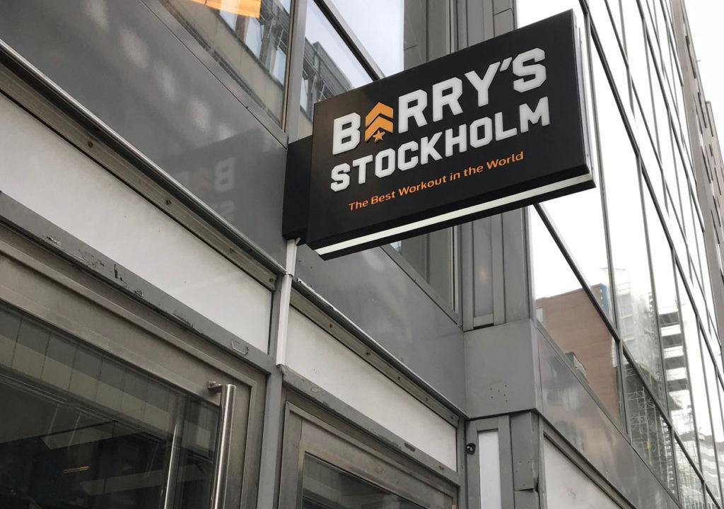 Barry's Stockholm ligger i närheten av MOOD Stockholm.