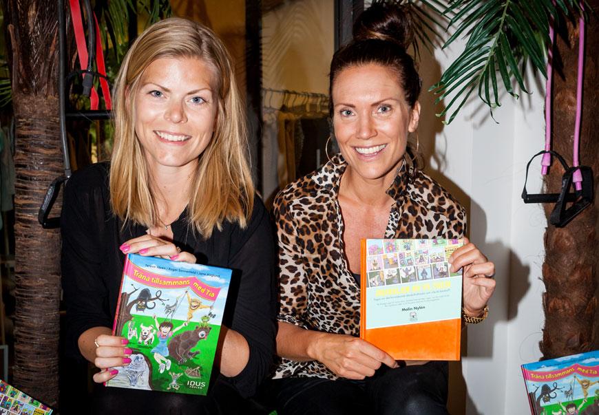 BloggAW med Terese Alvén och Malin Nylén
