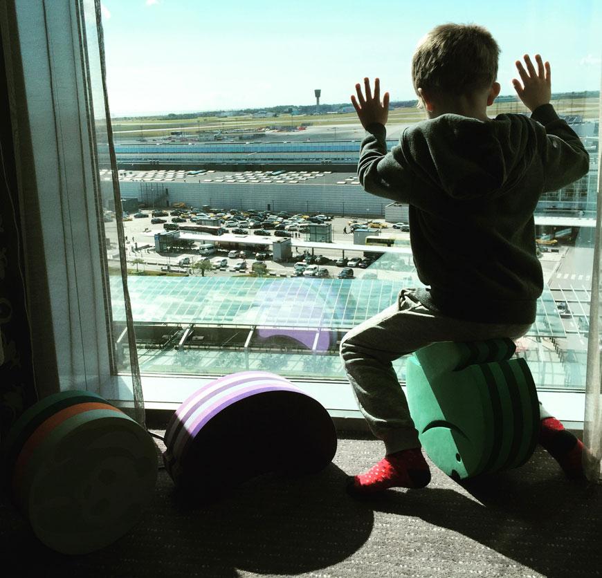 bobles hilton copenhagen airport