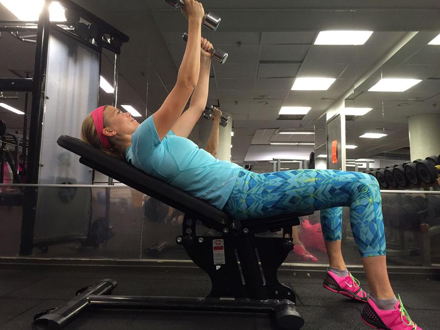 Träna styrketräning