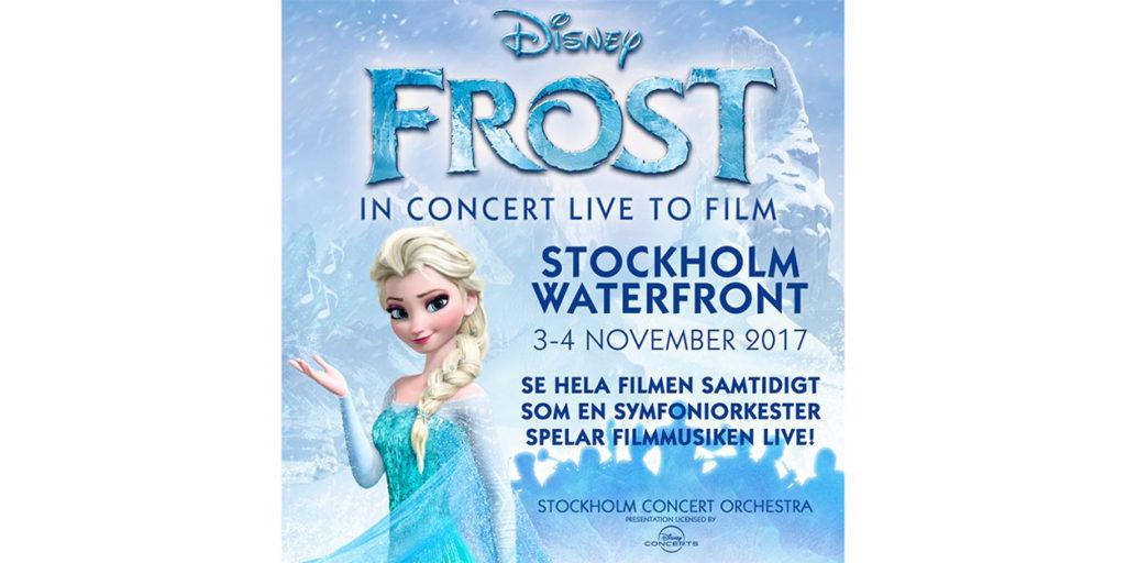Frost in Concert på Stockholm Waterfront fick mig att reagera.