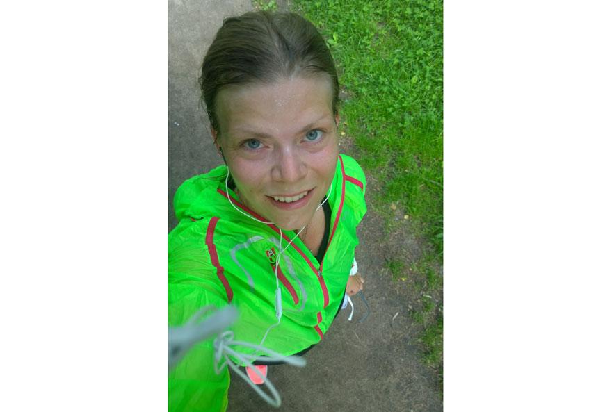 green running Craft