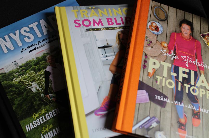 Härliga hälsoböcker