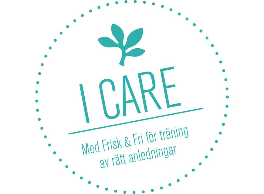i care för hälsosam träning
