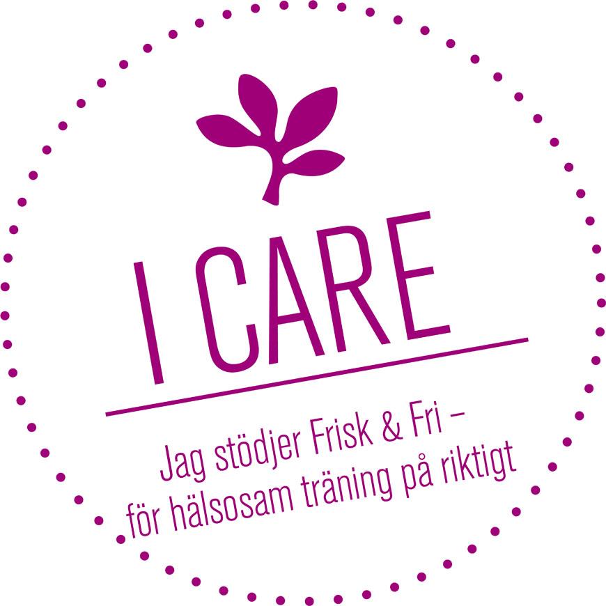 i care hälsosam träning