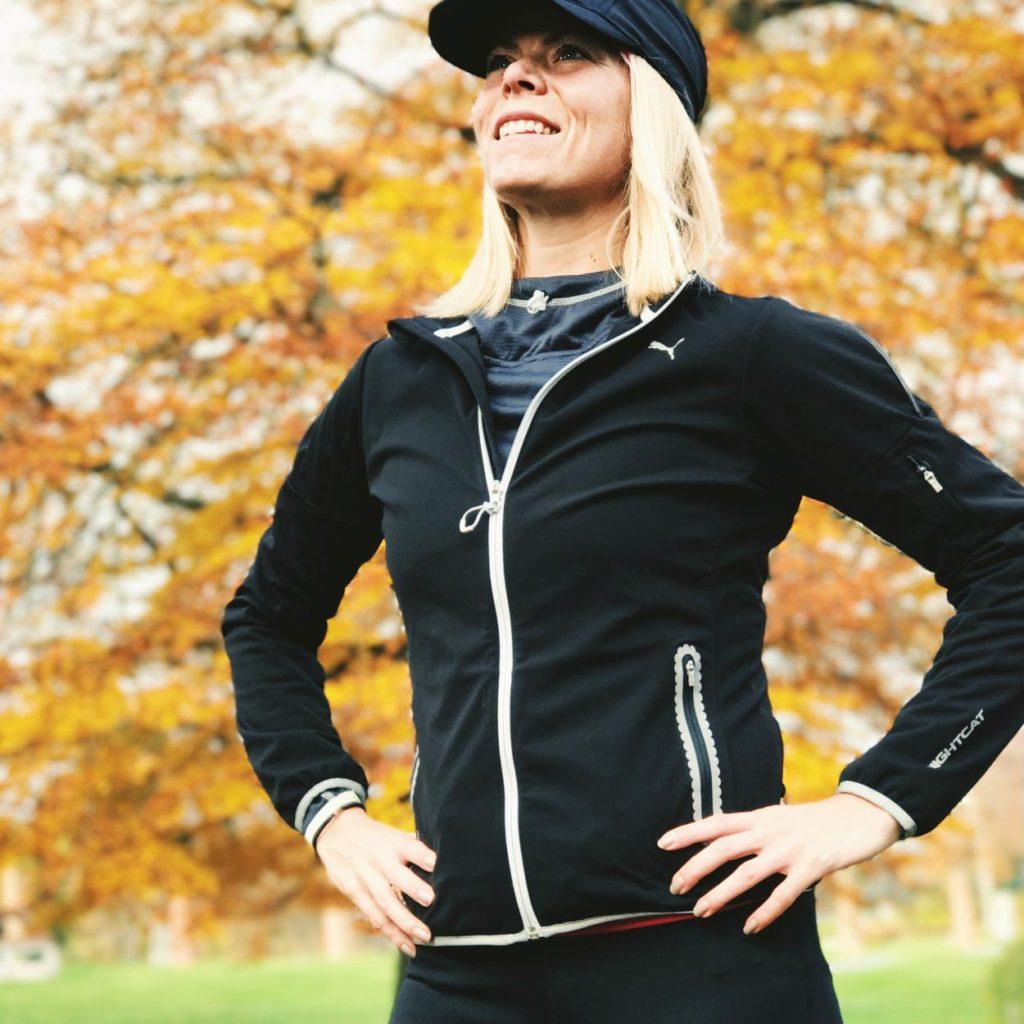 Hösten är en härlig årstid att träna - särskilt dagar som är krispiga och färggranna.