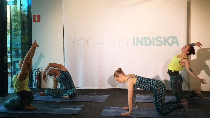Yoga by Indiska